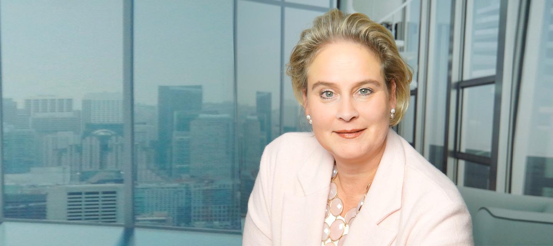 Sophie von Seydlitz - Business-Etikette-Seminare