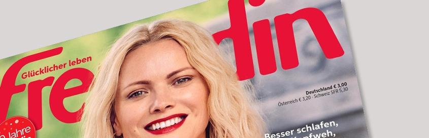 Knigge-Tipps in Magazinen