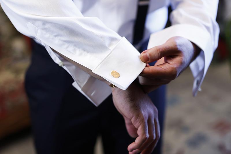 Korrekte Business-Kleidung