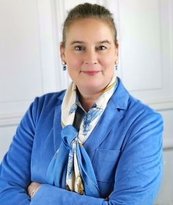 Sophie von Seydlitz Knigge Trainerin