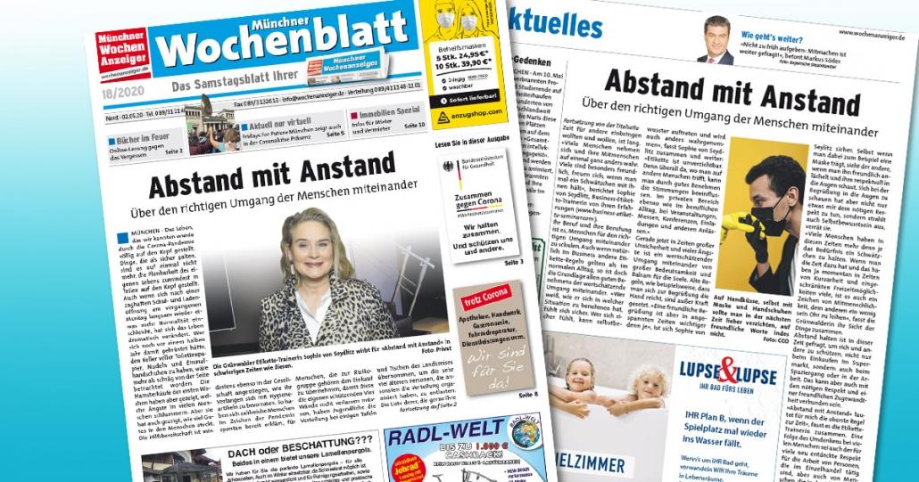 Interview: Knigge in Corona-Zeiten